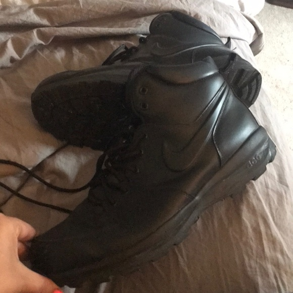 Men's size 13 ACG Boots